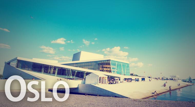 Destinos: Noruega – Oslo