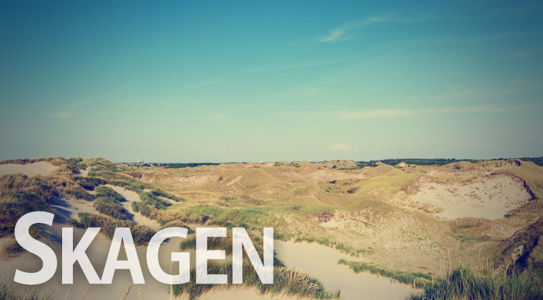Reiseziele Dänemark - Skagen