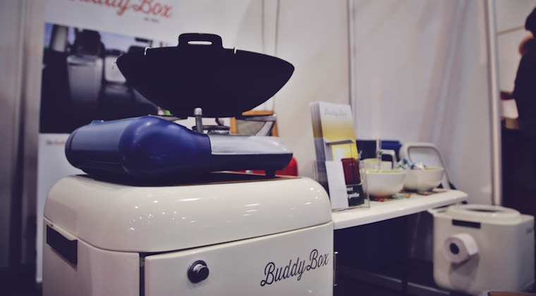 Buddybox: sistema modular para retro