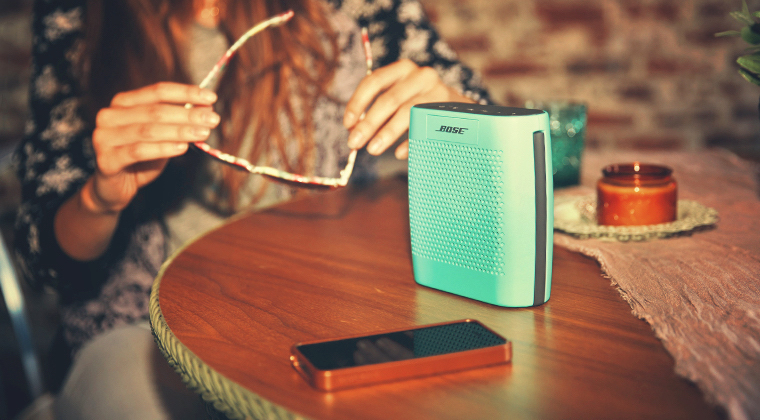 BOSE Soundlink Colour – La Perfecta Bocina Para Tus Vacaciones