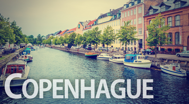 Destino: Dinamarca – Copenhague