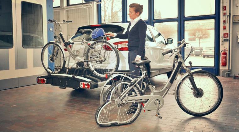 Portabicicletas De Auto, No Son Siempre Para E-Bikes