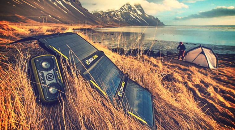 Solarlife: la batería para aventureros que ayuda en emergencias mundiales