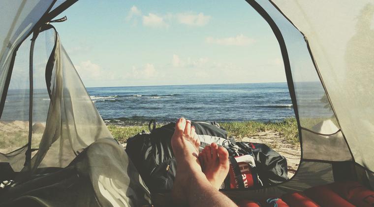 Cerca De La Naturaleza: ¿Que Está Permitido En El Camping Salvaje?