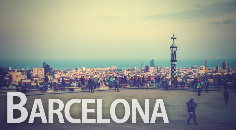 Destino: España – Barcelona