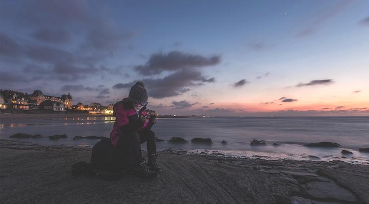 Etiqueta Para El Uso Del Smartphone Durante Tu Viaje