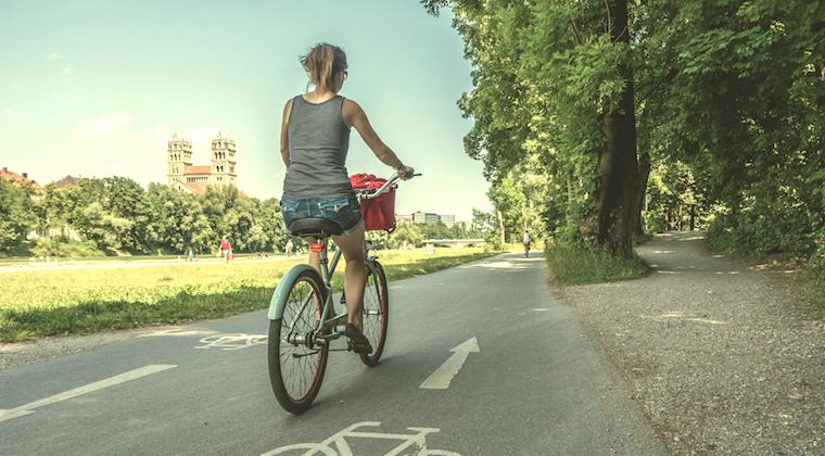 Tour en bicicleta: Recorriendo el Munich veraniego