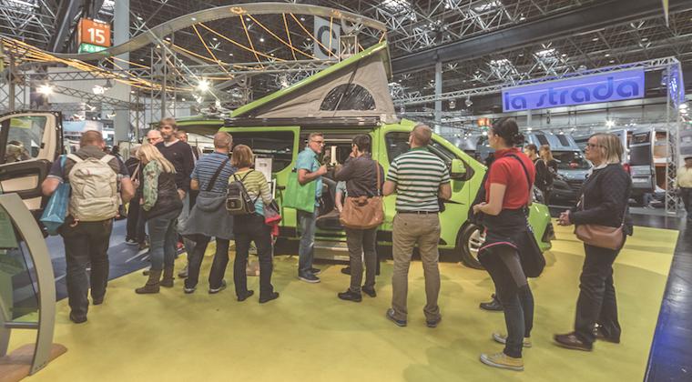 Caravan Salon Düsseldorf 2015 – Reseña en imágenes