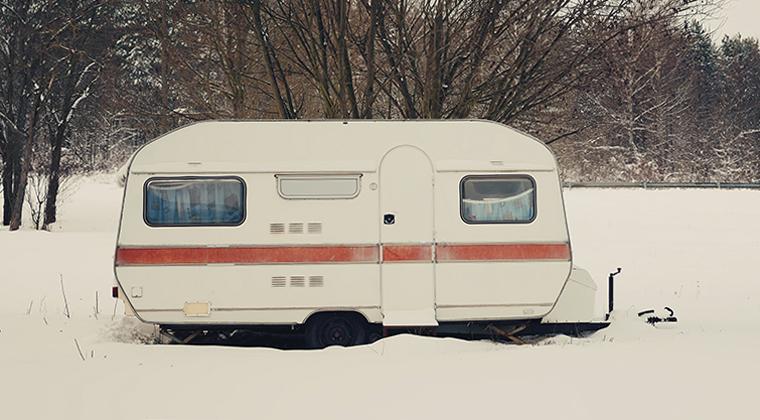 Lista De Comprobación: Invernando Nuestra Caravana