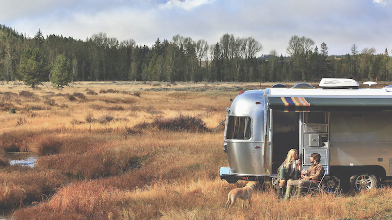 Airstream «Pendleton Woolen Mills» Limited Edition