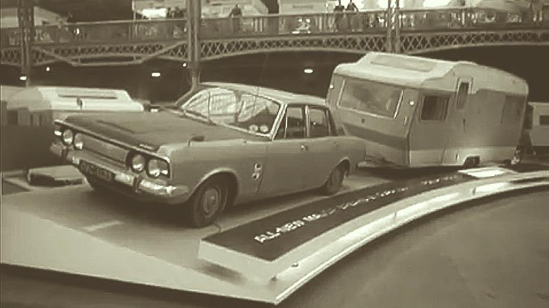 ¿Cómo eran las exposiciones de Caravanas en los 60's?… ¡mira los siguientes videos!