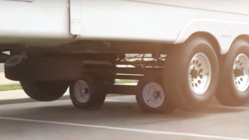 Cuando 4 Ruedas No Son Suficientes En Tu Caravana, El Side Shifter Llega ¿al Rescate?
