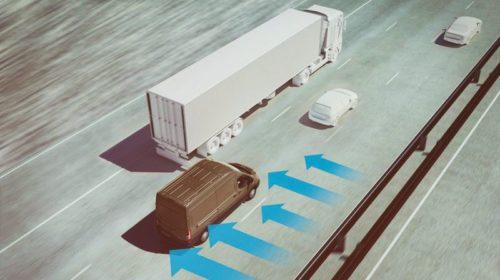 Nuevo Sistema De Asistencia Contra Viento Lateral De Ford